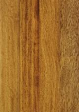 Solid Wood Flooring - Prefinished Iroko Flooring 10 mm