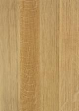 Solid Wood Flooring - Prefinished European Oak Flooring FSC 10 mm