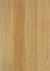 Solid Wood Flooring - Prefinished European Oak Flooring FSC/ UV/ Oil 10; 15 mm