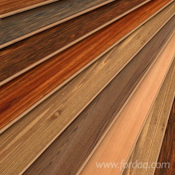Burmese teak solid wood flooring