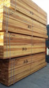 Hardwood  Sawn Timber - Lumber - Planed Timber For Sale - Iroko Lumber KD FAS