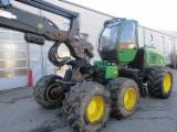 Used John Deere / 9.938 H 1270E 2011 Harvester Germany