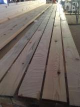 Nadelschnittholz, Besäumtes Holz Zu Verkaufen - Bretter, Dielen, Seekiefer, Sibirische Kiefer, Fichte  - Weißholz