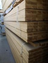 Kaufen Und Verkaufen Von Holzkomponenten - Fordaq - Europäisches Nadelholz, Massivholz, Kiefer  - Rotholz