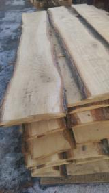Hardwood  Unedged Timber - Flitches - Boules - Oak Loose Boules 2+m