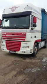 Find best timber supplies on Fordaq - Used DAF Truck - Lorry Romania