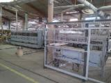 For sale, HOMAG Profi KFR forming / plating double manufacturing line