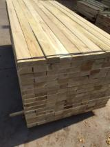 Hardwood  Sawn Timber - Lumber - Planed Timber For Sale - Solid Wood Acacia Beam