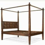 Indonesia Bedroom Furniture - Bali Teak Bed, Best Prices, 200 x 150 cm