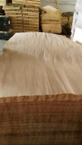 Rotary Cut Veneer For Sale - Rotary Cut Abura Veneer, 0.2-2 mm