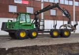 Forest & Harvesting Equipment - Used John Deere / 17.652 1110 D ECO III 2007 Forwarder Germany