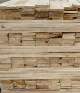 Hardwood Timber - Sawn Timber Supplies - Poplar Planks (boards) F 1 from Romania