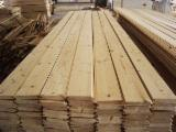 Mouldings - Profiled Timber - Spruce  - Whitewood Interior Wall Panelling Romania