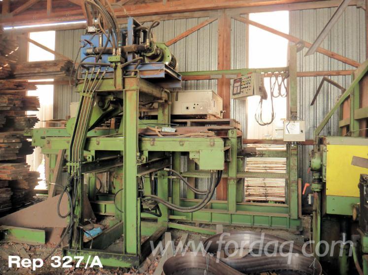 Gebraucht VIGNEAU CPH 1992 Trennbandsäge Zu Verkaufen Frankreich