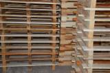 Wooden Pallets For Sale - Buy Pallets Worldwide On Fordaq - Alder/Poplar New Pallet Timber