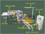 Woodworking Machinery - Automatic Plywood Saw