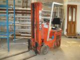 For sale, PRAT TRIPLEX electric forklifting machine