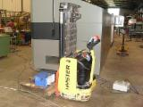 For sale, HYSTER S10 electric stacker