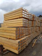 Hardwood  Sawn Timber - Lumber - Planed Timber Beech - Beech Railway Sleepers A Romania
