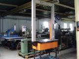 A vendre, Cercleuse automatique feuillard plastic MEIWA