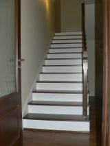 Puertas, Ventanas, Escaleras - Madera Dura Europea, Escaleras, Madera Maciza, Roble