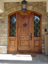 Vrata, Prozori, Stepenice - Evropski Lišćari, Vrata, Puno Drvo, Hrast