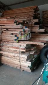 Offers - Meranti, Dark Red  Planks (boards)  Romania