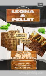 Firewood, Pellets And Residues Fresh - Beech Firewood Cleaved, 25; 33; 40; 50 cm