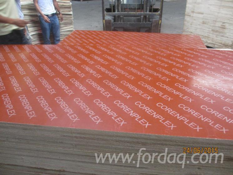 Film-Faced-Plywood--Red-Film--Poplar-Core