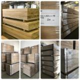 Buy And Sell Edge Glued Wood Panels - Register For Free On Fordaq - Oak Finger Joint Panels