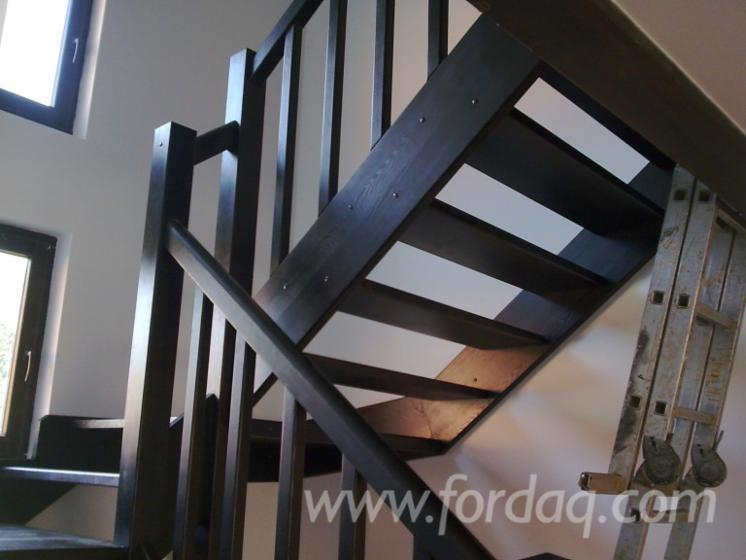 Oak-Stairs