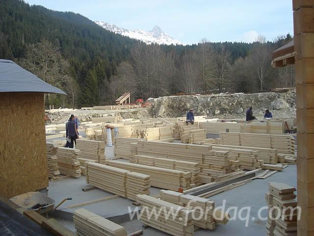 Fir-Spruce-Precut-Roof