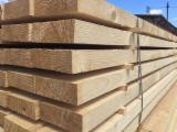 Belarus Sawn Timber - Pine - Redwood and Spruce Lumber, width 50-150 mm