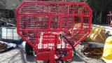 null - Used Forest Master  RW 14 2013 Skidder Trailer Germany