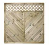 Wholesale Garden Products - Buy And Sell On Fordaq - Pine/Spruce Fence Panel 180x180