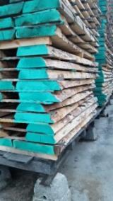 Unedged Hardwood Timber - Loose Grey Alder from Croatia, 2 m Length