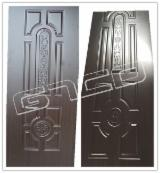 Mouldings - Profiled Timber - Melamine Moulded Door Skin