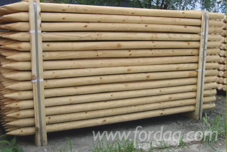 Pine Stakes / Pickets 4-20 cm