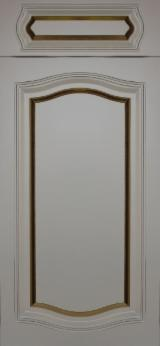Готовые Изделия (Двери, Окна И Т.д.) - Европейские Лиственные, Двери, Доски Средной Плоскости (MDF), Краска