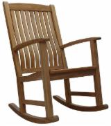 Traditional Living Room Furniture - Only 55 $ Teak Wood Rocking Chair