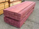 Laubschnittholz, Besäumtes Holz, Hobelware  Zu Verkaufen - Bretter, Dielen, Amarante - Purpleheart, Greenheart, Mora