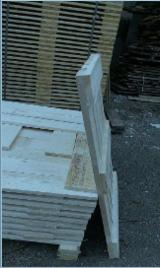 Pallets – Packaging - Spruce Pallet elements, 15 x 800 x 1200 mm
