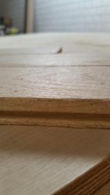 Netherlands - Furniture Online market - Solid Oak Fishbone Parquet, 15 mm thick
