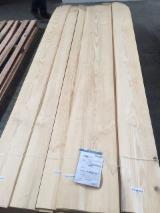 Pine Natural Veneer, Flat Cut, 0.52 mm