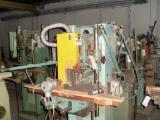 For sale, GUILLIET oak mortising machine