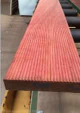 地板及户外板材 南美洲 - Maçaranduba , 装饰(四面倒角)