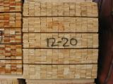 Spruce Pallet Lumber, 18-22 mm thick