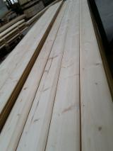 Mouldings - Profiled Timber - Spruce Profiled Timber, 38 mm thick