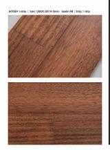 Find best timber supplies on Fordaq - Engineered Jatoba Flooring, One Strips Wide, 14 mm thick