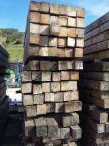 Laubschnittholz, Besäumtes Holz, Hobelware  Zu Verkaufen Spanien - Balken, Afrormosia , Doussie , Vakuum Getrocknet